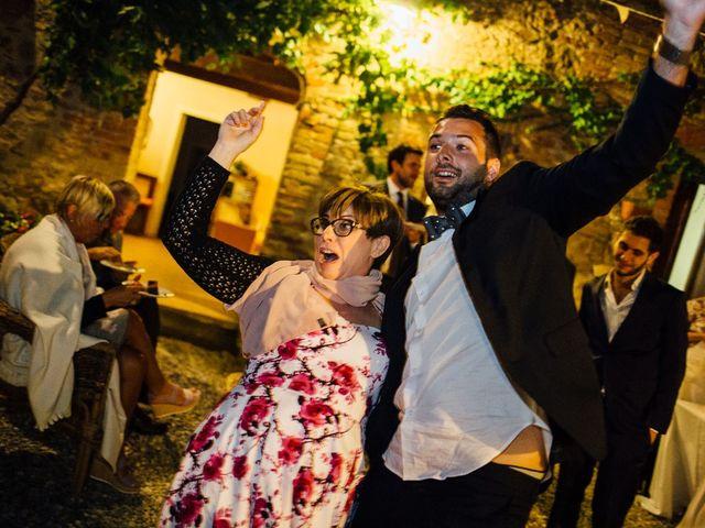 Il matrimonio di Joe e Cecilia a Pienza, Siena 75