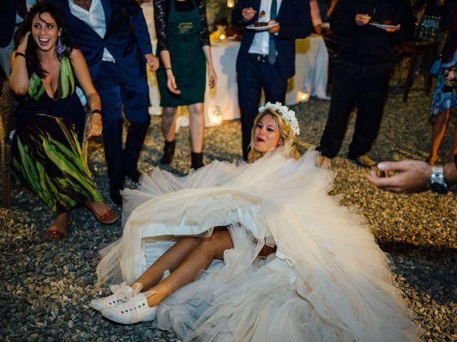 Il matrimonio di Joe e Cecilia a Pienza, Siena 76