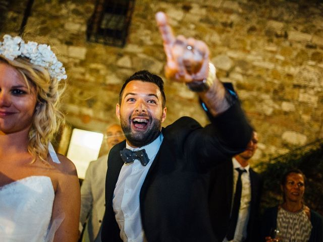 Il matrimonio di Joe e Cecilia a Pienza, Siena 79