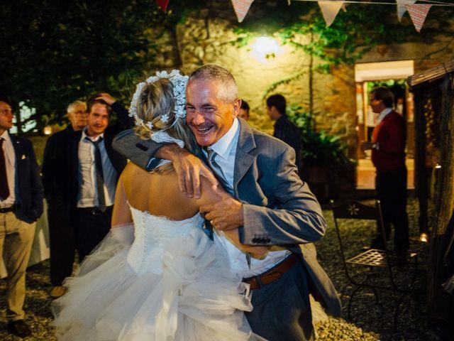 Il matrimonio di Joe e Cecilia a Pienza, Siena 80