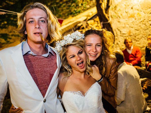 Il matrimonio di Joe e Cecilia a Pienza, Siena 84