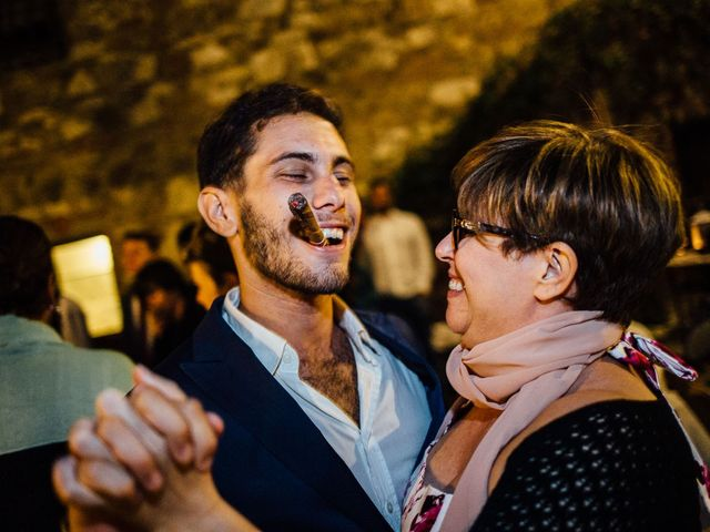 Il matrimonio di Joe e Cecilia a Pienza, Siena 85