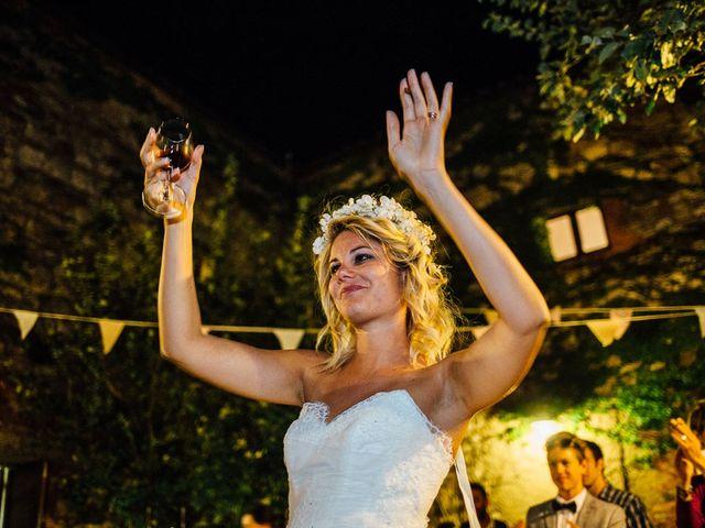 Il matrimonio di Joe e Cecilia a Pienza, Siena 87