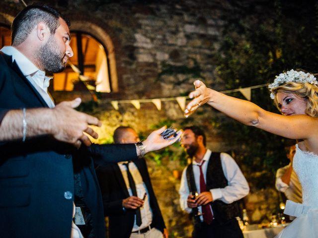 Il matrimonio di Joe e Cecilia a Pienza, Siena 88