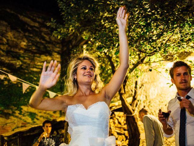 Il matrimonio di Joe e Cecilia a Pienza, Siena 91