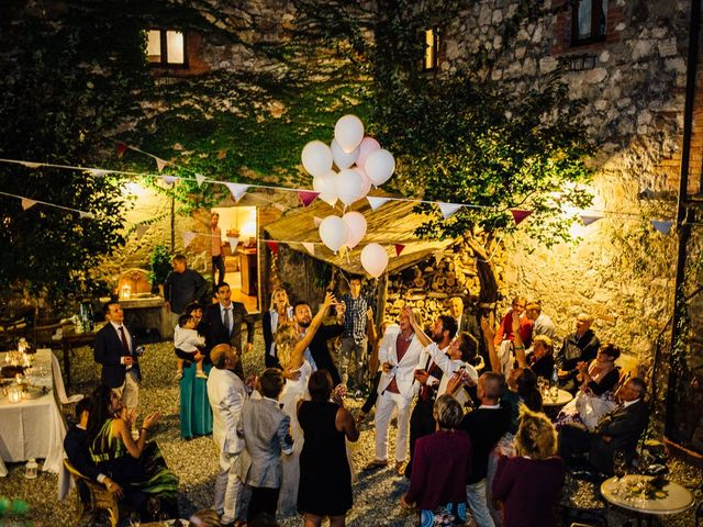 Il matrimonio di Joe e Cecilia a Pienza, Siena 92