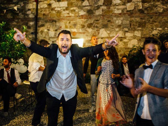 Il matrimonio di Joe e Cecilia a Pienza, Siena 93