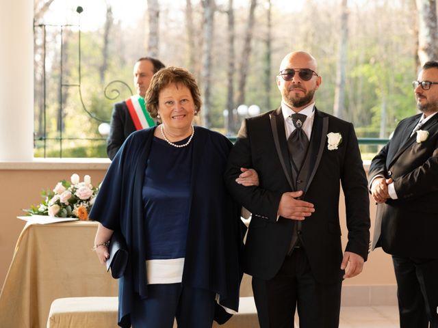 Il matrimonio di Matteo e Veronica a Rocca di Papa, Roma 1