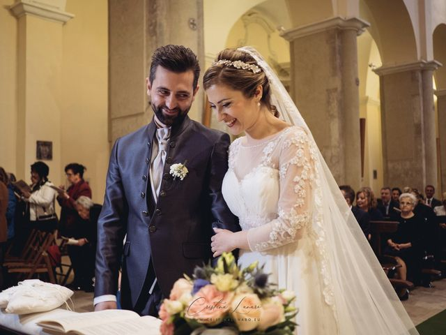 Il matrimonio di Riccardo e Ilaria a Formia, Latina 31
