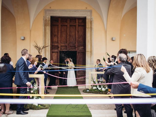 Il matrimonio di Riccardo e Ilaria a Formia, Latina 34