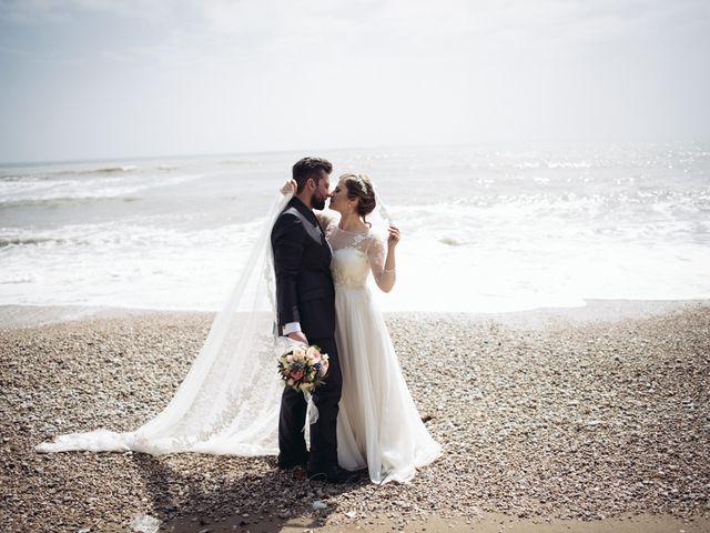 Il matrimonio di Riccardo e Ilaria a Formia, Latina 41