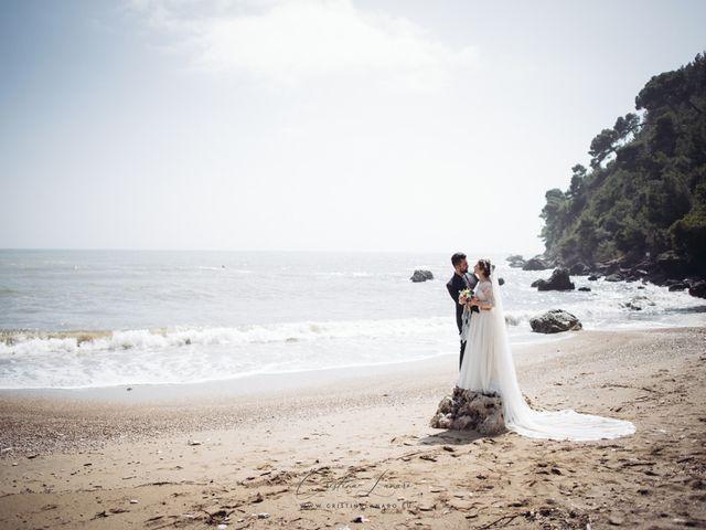 Il matrimonio di Riccardo e Ilaria a Formia, Latina 43