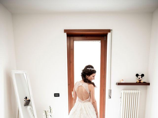 Il matrimonio di Mattia e Angela a Verona, Verona 7