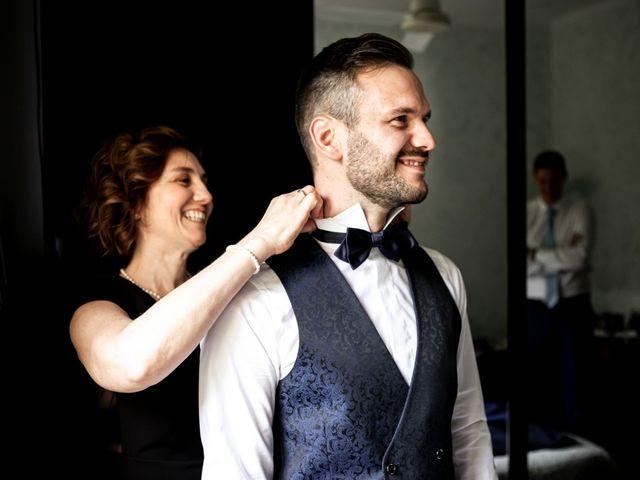 Il matrimonio di Mattia e Angela a Verona, Verona 12