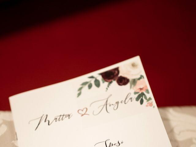 Il matrimonio di Mattia e Angela a Verona, Verona 14