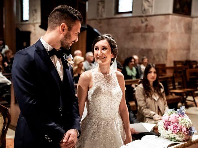Il matrimonio di Mattia e Angela a Verona, Verona 16