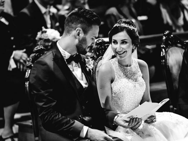 Il matrimonio di Mattia e Angela a Verona, Verona 17