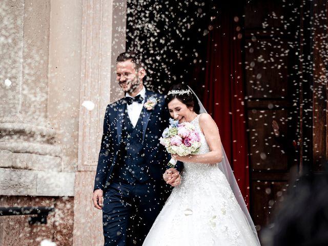 Il matrimonio di Mattia e Angela a Verona, Verona 20