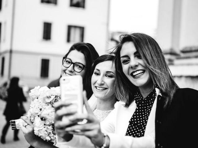 Il matrimonio di Mattia e Angela a Verona, Verona 21
