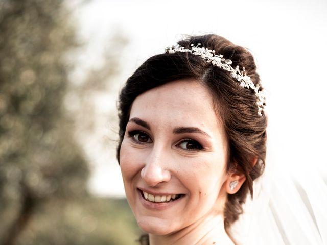 Il matrimonio di Mattia e Angela a Verona, Verona 25