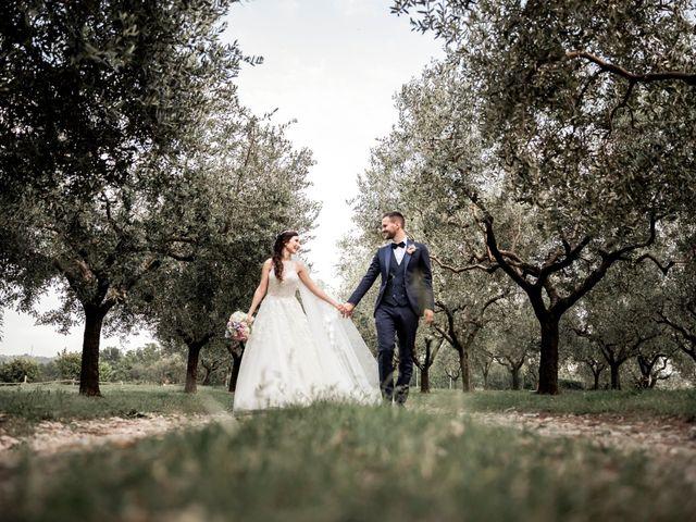 Il matrimonio di Mattia e Angela a Verona, Verona 29