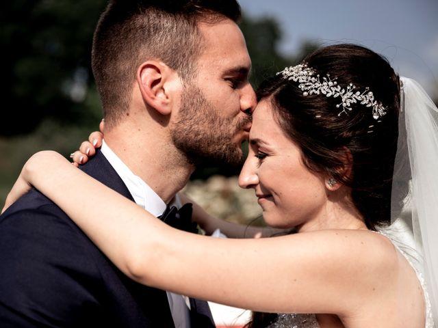 Il matrimonio di Mattia e Angela a Verona, Verona 33
