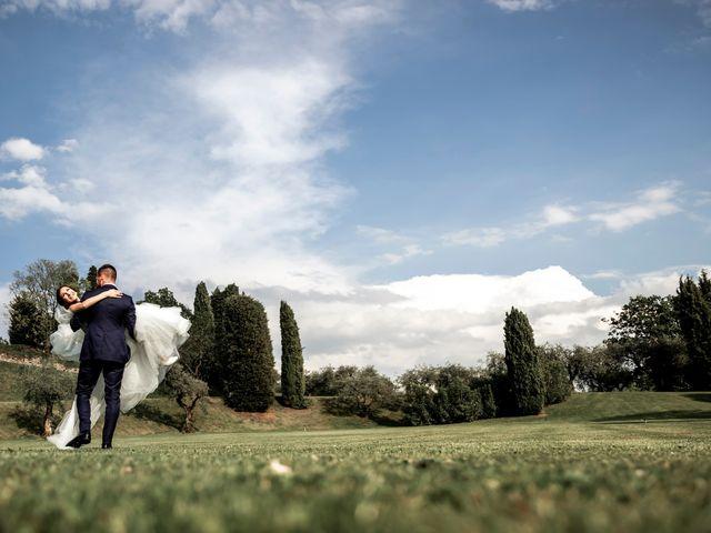 Il matrimonio di Mattia e Angela a Verona, Verona 34