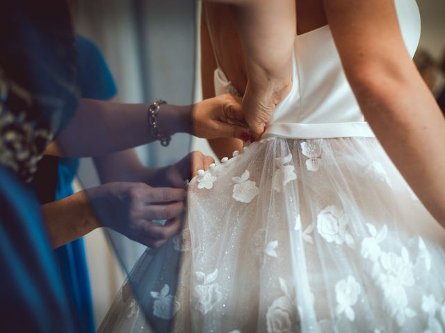 Il matrimonio di Luigi e Lorena a Settefrati, Frosinone 25
