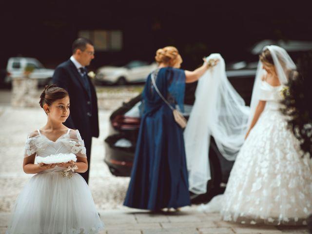 Il matrimonio di Luigi e Lorena a Settefrati, Frosinone 35