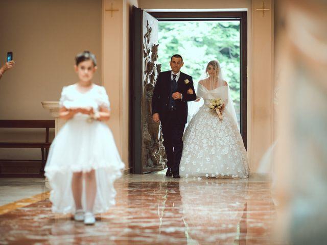 Il matrimonio di Luigi e Lorena a Settefrati, Frosinone 37