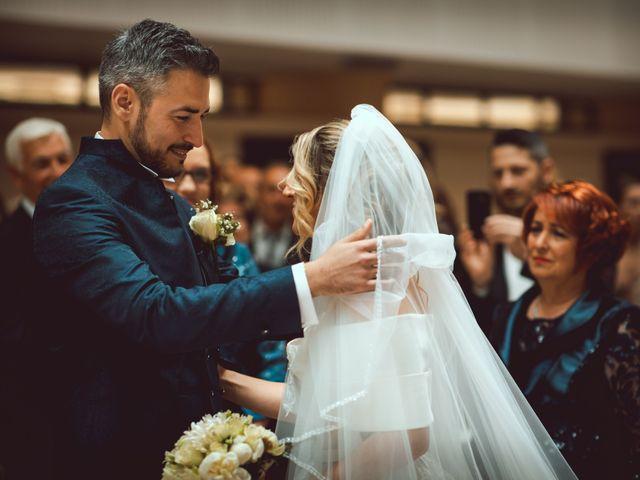 Il matrimonio di Luigi e Lorena a Settefrati, Frosinone 39
