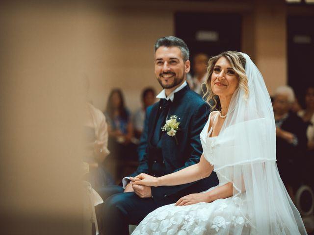 Il matrimonio di Luigi e Lorena a Settefrati, Frosinone 42