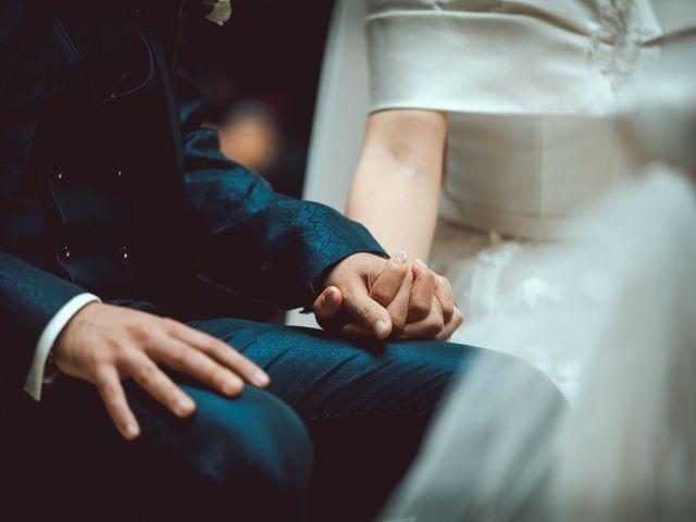 Il matrimonio di Luigi e Lorena a Settefrati, Frosinone 44