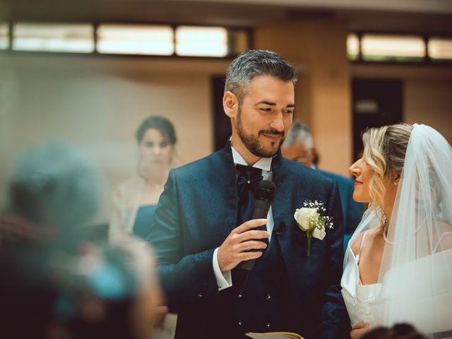 Il matrimonio di Luigi e Lorena a Settefrati, Frosinone 45