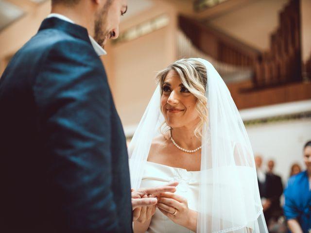 Il matrimonio di Luigi e Lorena a Settefrati, Frosinone 46