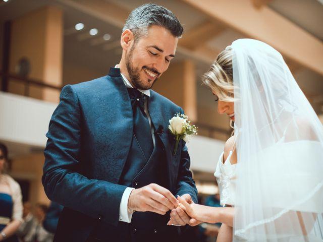 Il matrimonio di Luigi e Lorena a Settefrati, Frosinone 47