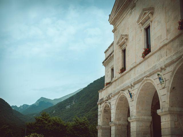 Il matrimonio di Luigi e Lorena a Settefrati, Frosinone 52