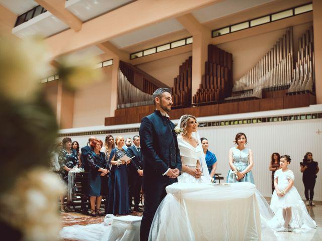 Il matrimonio di Luigi e Lorena a Settefrati, Frosinone 55