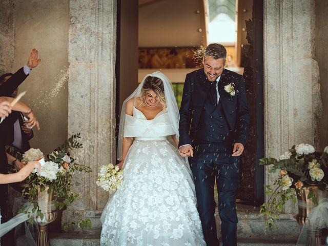 Il matrimonio di Luigi e Lorena a Settefrati, Frosinone 59