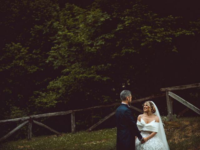 Il matrimonio di Luigi e Lorena a Settefrati, Frosinone 65