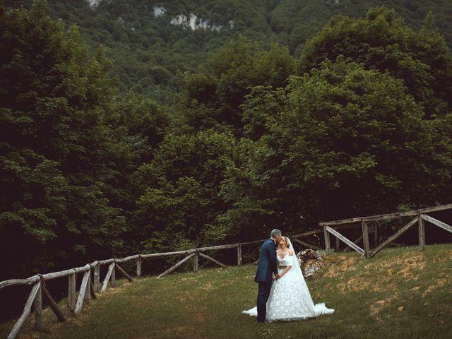 Il matrimonio di Luigi e Lorena a Settefrati, Frosinone 68