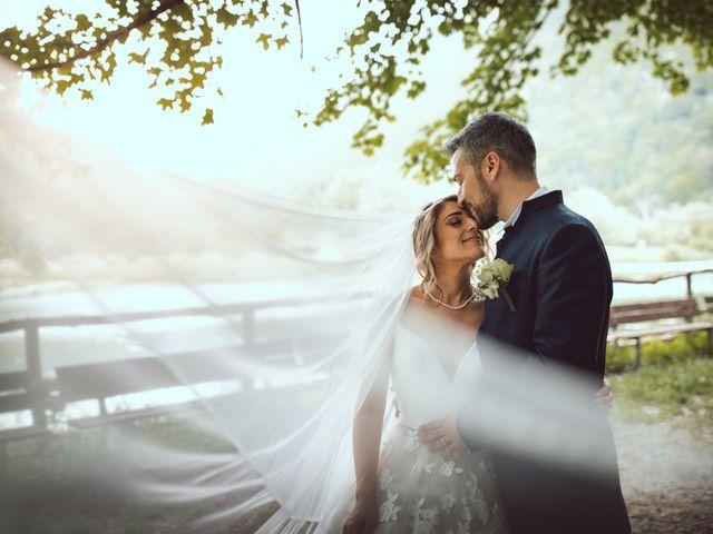 Il matrimonio di Luigi e Lorena a Settefrati, Frosinone 70