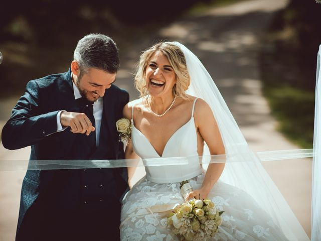 Il matrimonio di Luigi e Lorena a Settefrati, Frosinone 75