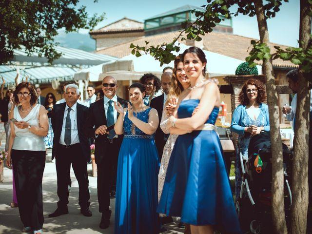 Il matrimonio di Luigi e Lorena a Settefrati, Frosinone 77