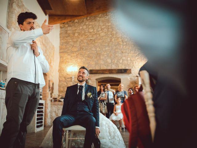 Il matrimonio di Luigi e Lorena a Settefrati, Frosinone 94