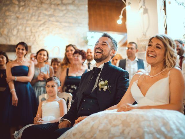 Il matrimonio di Luigi e Lorena a Settefrati, Frosinone 101