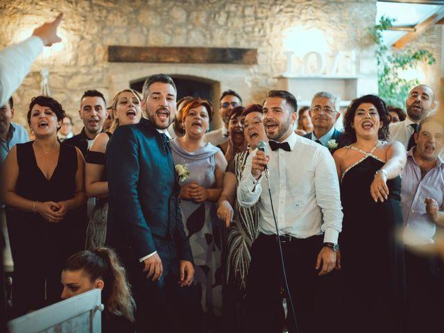 Il matrimonio di Luigi e Lorena a Settefrati, Frosinone 102