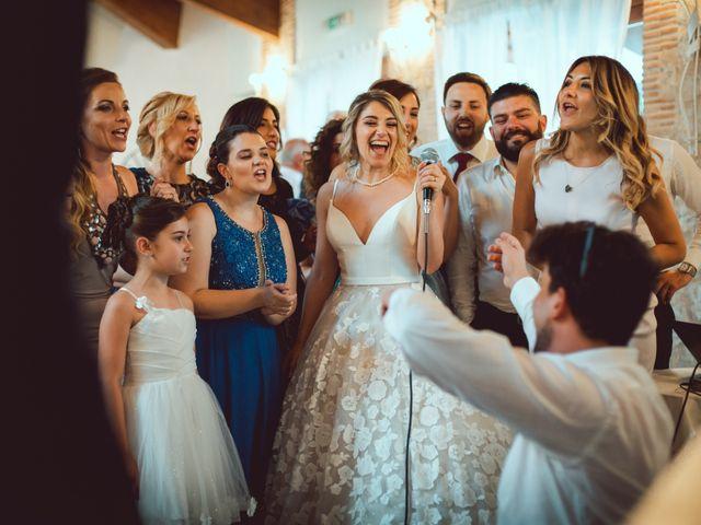 Il matrimonio di Luigi e Lorena a Settefrati, Frosinone 103