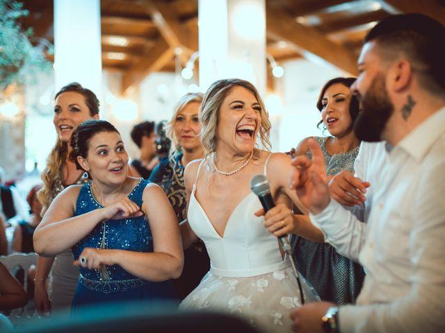 Il matrimonio di Luigi e Lorena a Settefrati, Frosinone 104