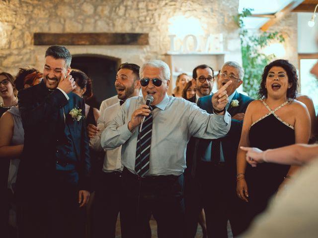 Il matrimonio di Luigi e Lorena a Settefrati, Frosinone 105